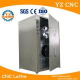 De elektrische Deklaag die van het Poeder Oven met PLC Controle genezen