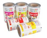 Pellicola di rullo di plastica laminata a prova d'umidità ecologica di imballaggio per alimenti