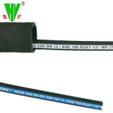 Source directe de flexible hydraulique de 1,5 POUCES SAE en caoutchouc100 R2 le flexible hydraulique