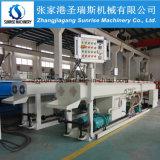 Máquina plástica da extrusão da tubulação de água do PVC da máquina da tubulação para a venda