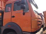 판매 Beiben 10 짐수레꾼 덤프 트럭을%s 자동적인 덤프 트럭