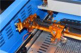 공장 인기 상품 0.8X0.8mm 새기는 정확도 3020 40/50W 작은 이산화탄소 Laser 조판공은 PLT, Ai, BMP, Dst, Dsb, Dxf를 지원한다,