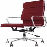 Silla ejecutiva usada oficina del ordenador de la silla de la protuberancia del metal moderno