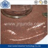 Almandite/Water & de Filtratie die van Vloeistoffen het Schurende 30/60 Zand van de Granaat van het Netwerk met de Norm van ISO vernietigen 9001