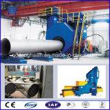 鋼鉄管のショットブラスト機械および研摩機械価格