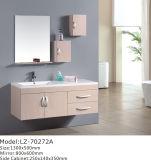 Gabinete de banheiro do MDF com dissipador branco
