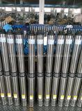 versenkbare Pumpe der tiefen Vertiefungs-100qjd3-30/6-0.55, einphasiges