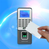 Приспособление читателя карточки MIFARE и контроля допуска фингерпринта (F09/MF)