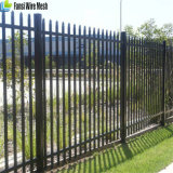 Powder Iron Fence Company di Black Galvanized