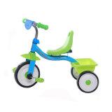 Младенец Trike новой модели цветастый с 3 колесами