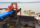 Le système électrique a conçu le chargeur mobile de bateau pour traiter de charbon