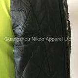 防水習慣によって刺繍されるロゴおよび人のためのウインドブレイカーのジャケット