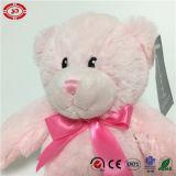 Brinquedo de pelúcia de pelúcia macia Pink PP Cotton Teddy Bear
