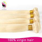 Uitbreidingen Virgin van het Menselijke Haar van de Blonde Remy van 100% 613# de Rechte