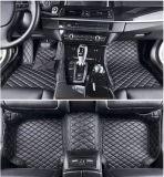 다이아몬드 5D 차 지면 매트 (바느질하는 검정을%S 가진 검정) - 랜드로버 우수한 스포츠
