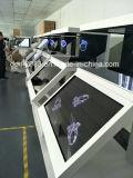 22-дюймовый 3D прозрачные рекламы машины