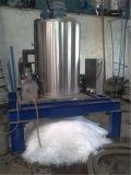 macchina fritta del gelato della macchina di ghiaccio del fiocco 3200kg