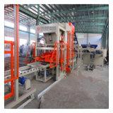 Machine de fabrication de brique complètement automatique de ciment pour le matériau de construction