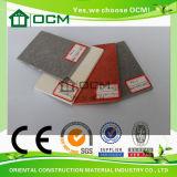 Grado a prova di fuoco una plancia del raccordo del cemento della fibra