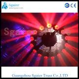 Sonnenschirm-drehender Binder-motorisierter Selbstring mit Aluminiumkreis-Binder-rotierendem Binder