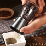 Moedor manual da especiaria da pimenta do Sell quente 3PCS 150ml