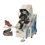 機械装置に油圧セメントで接合している自動靴のかかとのシートの不変の機械をする靴
