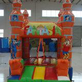 아이를 위한 팽창식 만화 Trampoline