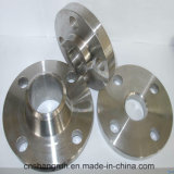 Borde del cuello de la autógena/de la soldadura del acero de carbón del acero inoxidable En1092 para las instalaciones de tuberías