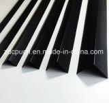 Guarnição de canto do protetor do protetor de canto da parede plástica longa do PVC/borda do assoalho/afiação do ângulo