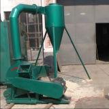 Molino de martillo de madera de la máquina del molino de martillo de la amoladora de la cáscara del arroz de la máquina del serrín con el ciclón