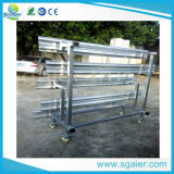 Yogo Teacher를 위한 Sale Bleacher System를 위한 공간 Saver Indoor Gym Seating