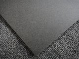 Doppio delle mattonelle di pavimento della porcellana che carica buon colore del nero di disegno
