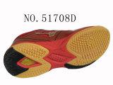 Nr 51708 de Schoenen van de Voorraad van de Sport van de Tennisschoenen van Vrouwen