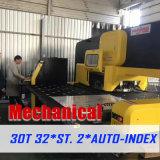 SGS公認の高い自動CNCの穴の打つ機械