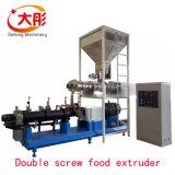 экструдер для производства плавающих рыбных кормов используется в Exterder питание растений