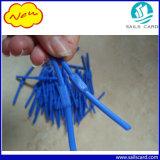 Tag flexível da lavanderia do silicone RFID da freqüência ultraelevada