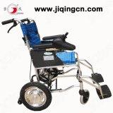 Jqの情報処理機能をもった車椅子のパワー系統- A1