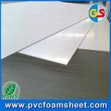 Feuille en bois de mousse de PVC produisant l'usine (densité : 0.4-0.8g/cm3)