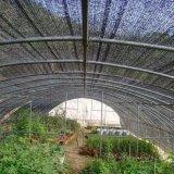 シェーディングシステムまたは水平のシェーディングシステム温室または温室の純アルミニウムプラスチックシェーディングのネットの中の温室