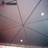Ideabond Einkaufszentrum-Polyester-Silber-Aluminiuminnenpanel