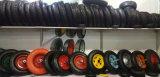 Hilfsmittel-Karren-Rad der Hand-LKW-Gummirad-Plastikfelgen-3.50-4