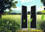 Calle del jardín LED del sensor de movimiento/lámpara solares integradas todas juntas al aire libre del camino