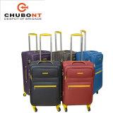 Chubont高いQualilty熱い販売法の方法カラーは100%年のポリエステルトロリー荷物セットに一致させた