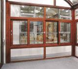 좋은 품질 오스트레일리아 Certfication를 가진 알루미늄 유리제 두 배 여닫이 창 Windows