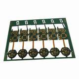 Rigid-Flex PCB con 2 capas y giro rápido PCB