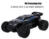 147747A-2.4GHz 1-16 4WD RC Crossing Car