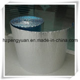 Отражательная алюминиевая изоляция топления фольги пузыря