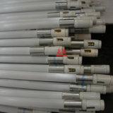 Blanco Bombillas tubo de recubrimiento de cuarzo IR cerámica