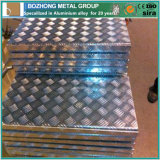Горячий гофрированный лист алюминия сбывания 8011