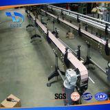 Nastro trasportatore di plastica lavabile del commestibile da fornire di macchina per l'imballaggio delle merci automatica